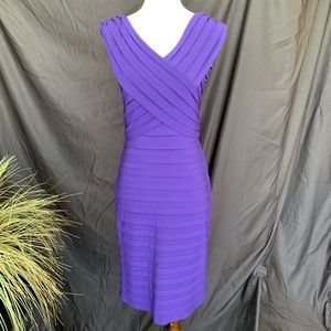 Designer Adrianna Papell Dressy Party Dress SZ 4